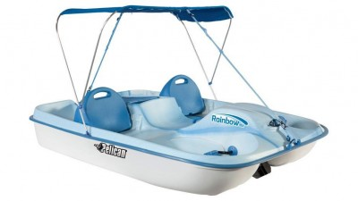 Pedalboat Rainbowdlx