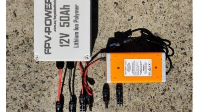 Fpv Power 50Amp