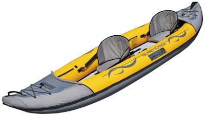Island Voyage 2 Kayak Ae3023 Y Advanced Elements