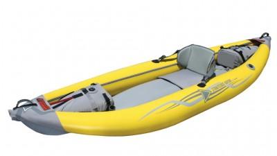 Straitedge Inflatable Kayak Ae1006 Y Advanced Elements