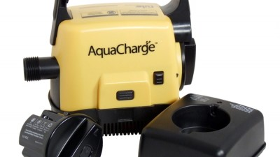 Aquacharge And Charger