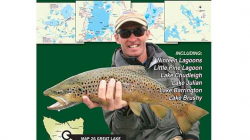 Great Lake Fishing Map 250X250