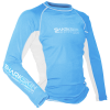 Sharkshin Rapid Dry Long Sleeve Blue
