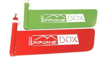 Boonedox Rudder