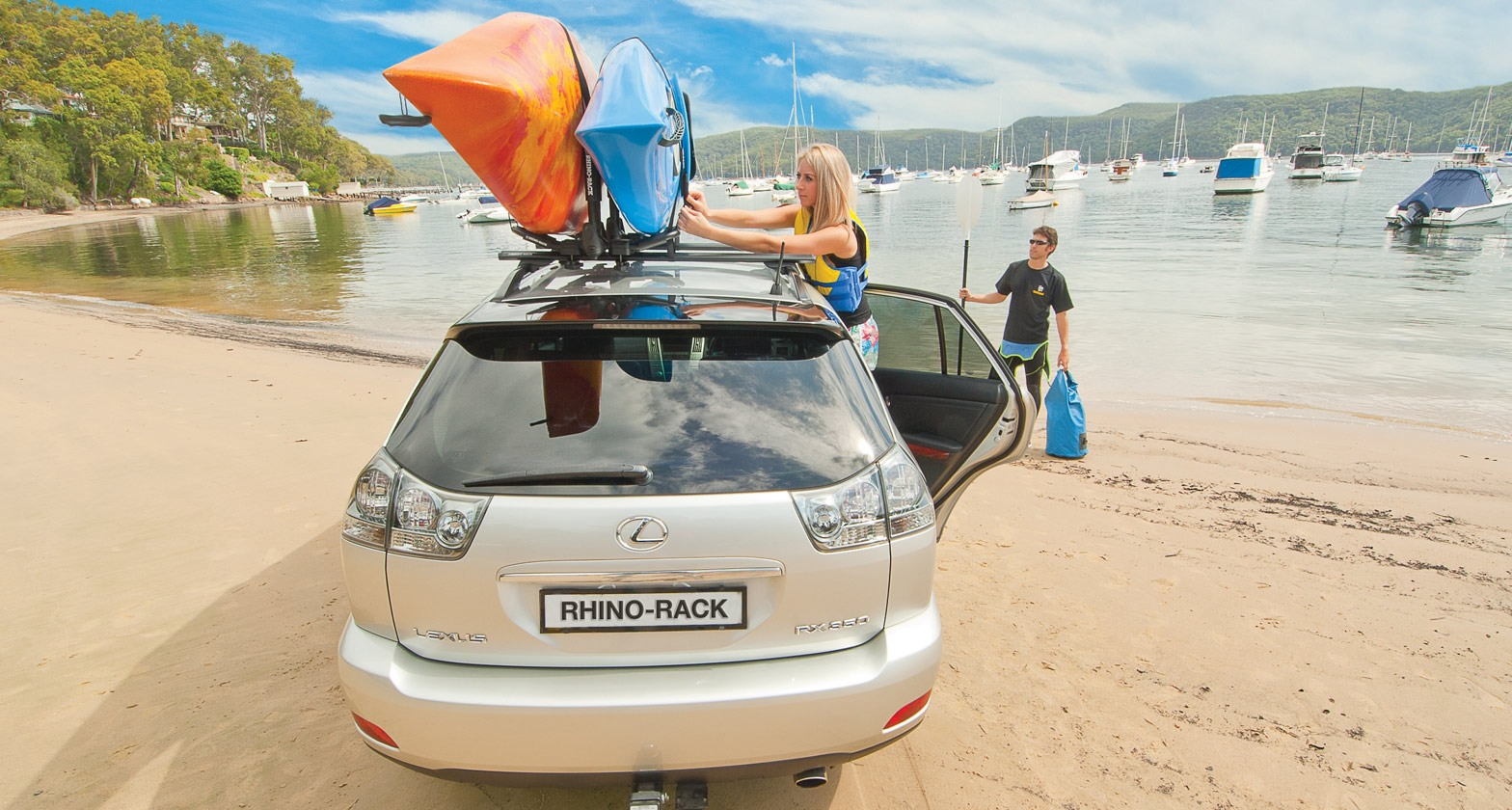 Kayak Carrier Extension J Style Capacity Sports Melbourne
